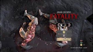 Mortal Kombat XL Fatality