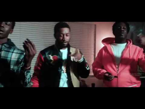 BandGang Paid Will & CashClick Boog  Feel Nothing  (Official Music Video)