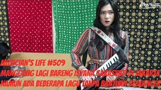 Video MUSICIAN'S LIFE #509 | BACKSTAGE ACTIVITY SEBELUM MANGGUNG SAMA ISYANA SARASVATI DI ALPEN EXPO 2018 download MP3, 3GP, MP4, WEBM, AVI, FLV November 2018