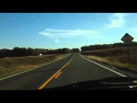 Hyperlapse through Chase County