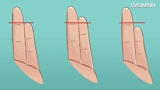 Así son los hombres en el amor según su dedo meñique