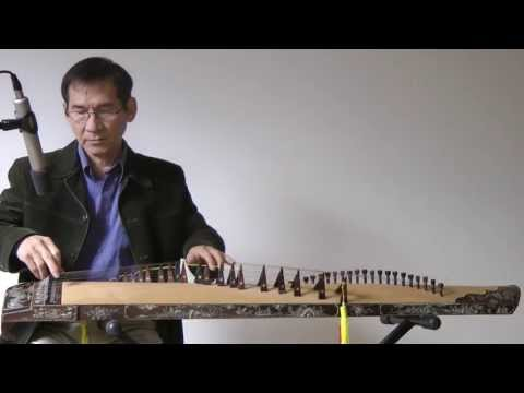 LƯU THỦY (Running Water) - Đàn Tranh (Việt Harp): Nguyễn Đăng Thảo