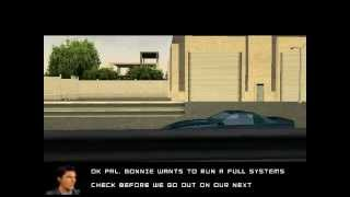 Knight Rider the Game mission 1 testing shenanigans