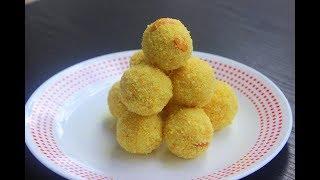 10 മിനിറ്റിൽ അടിപൊളി റവ ലഡ്ഡു ||Easy Rava Ladoo ||Anu's Kitchen