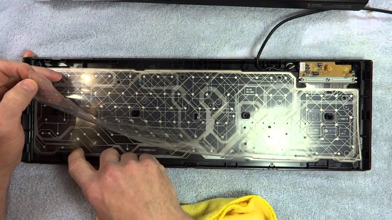 How To Repair Computer Keyboard With Some Keys Not Working