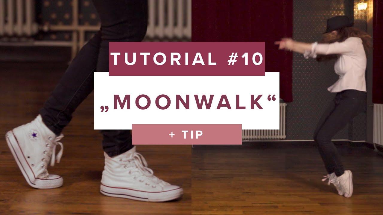 Moonwalk - Dance Tutorials with Smilin (E10) Electro Swing Academy