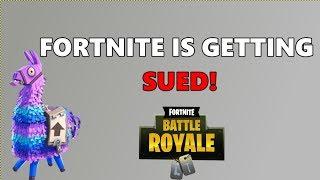 Fortnite Getting Sued By PUBG!