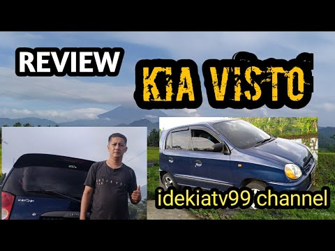 Review Kia Visto