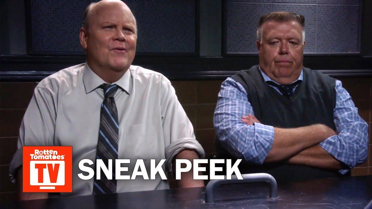 Download Brooklyn Nine-Nine S06E02 Sneak Peek | ' Interrogating Hitchcock & Scully' | Rotten Tomatoes TV