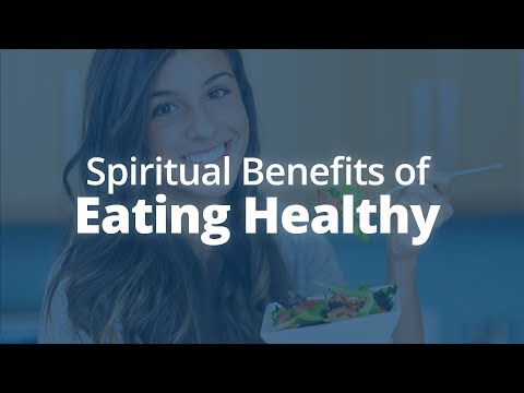 The Spiritual Benefits of Eating Healthy [Mind and Soul] | Jack Canfield
