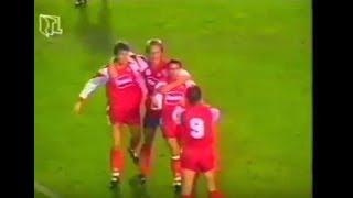 1990 Fortuna Düsseldorf - SG Wattenscheid 09 2:1   Tore: Thomas Allofs & Andreas Kaiser