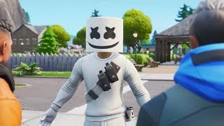 Marshmello - Blocks (Fortnite Music Video)