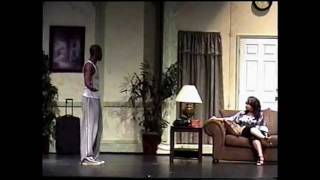 The Lost Son with Terrell Carter & Nadia Tatum