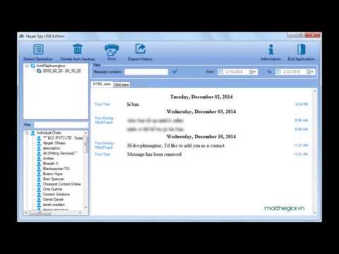 Recover Skype Conversation On Your Device Or Any Device You Want