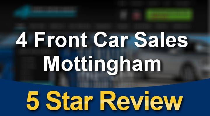 4 Front Car Sales Mottingham London Superb Five Star