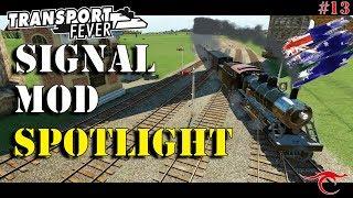 Signal Mod Spotlight | Transport Fever - Sydney 1850 Ep.13