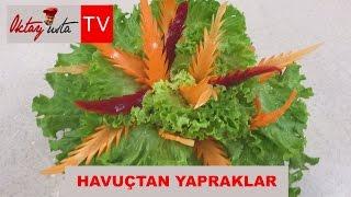 Oktay Usta'dan havuçtan yapraklar