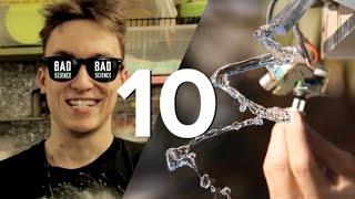 10 Крутейших Экспериментов Ютуба / TOP 10 Science Experiments on YouTube
