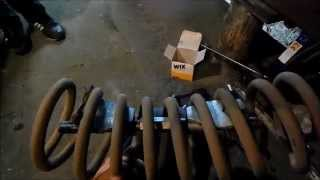 Ремонт передней подвески ВАЗ-2107.(Видео по ремонту передней подвески 01-07. Композиция