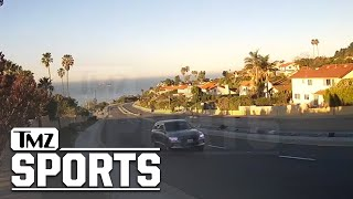 Tiger Woods Badly Injured In Car Crash, Seen Speeding from Hotel Minutes Before Accident |TMZ Sports