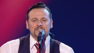 Vince Freeman performs 'Sex on Fire' | The Voice UK - BBC