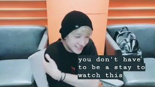 All The Comforting/Helpful/Important Things Bang Chan Has Said In Channie Room {Part -1}
