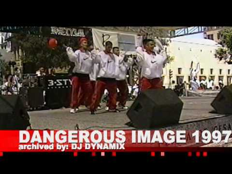 *DANGEROUS IMAGE* STREET JAM 1997 - San Jose, CA