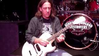 GTD Sound Check Jim Suhler - Open G Slide Tuning