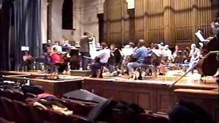 Orchestra Society of Philadelphia Rehearsal  Hansel and Gretel  12-3-2003 Conclusion