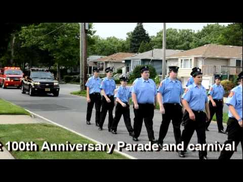 Garden City Park Fire Department 100th Anniversary Parade