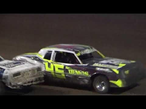 Hobby Stock Amain @ Hancock County Speedway 06/15/18