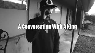 CONVERSATION WITH A KING x PROJECT