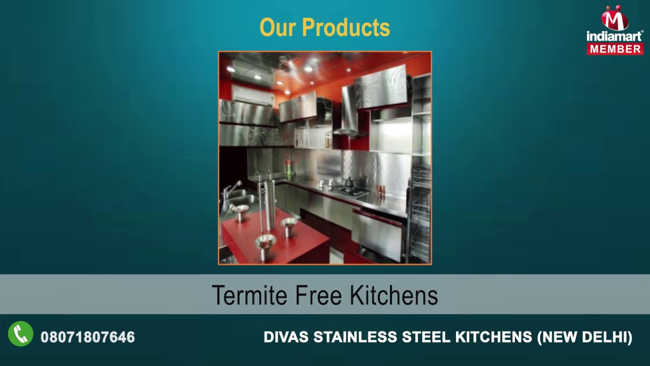 Kitchen Accessories by Divas Stainless Steel Kitchens, New Delhi ...