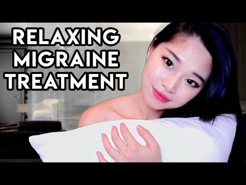 [ASMR] Treating Your Migraine Roleplay