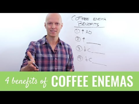 Coffee Enema: The Proof is in the Poop (4 Big Benefits)