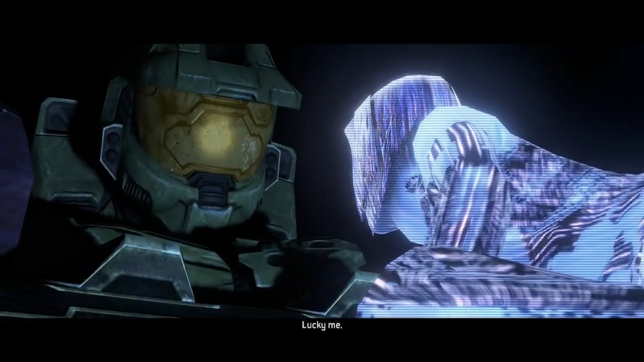 Halo 3 PC MCC All Cutscenes 1080p 60FPS