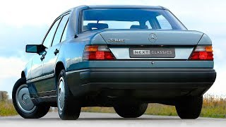 1985 Mercedes-Benz 230E w124 one from first