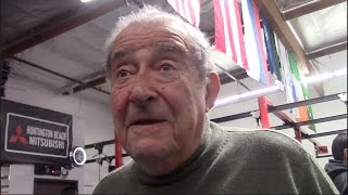 BOB ARUM ON MICHAEL CONLAN USA DEBUT & FLOYD MAYWEATHER v CONOR McGREGOR & MIKEY GARCIA