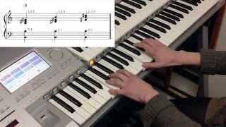 Road OF Major Chord 7 〜Bメジャーコードを押さえよう〜 Chord(和音)...