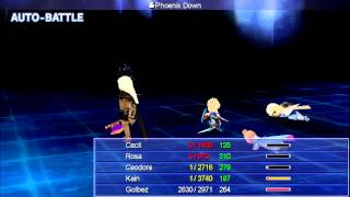 Final Fantasy IV The After Years(PC) Dark Knight