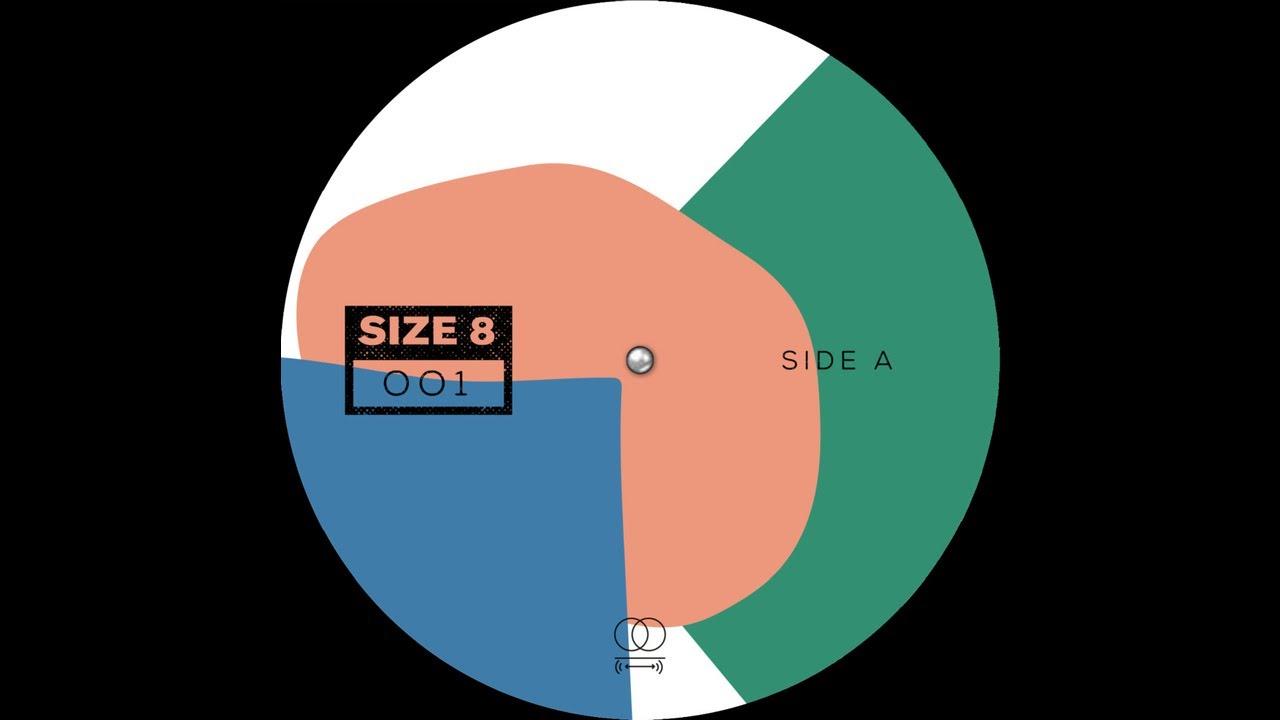 Size 8 - B Side
