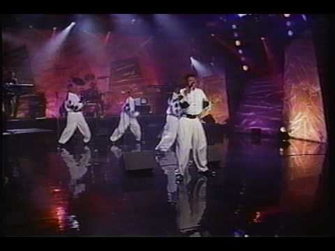 Spread My Wings by TROOP live performance on Arsenio Hall Show