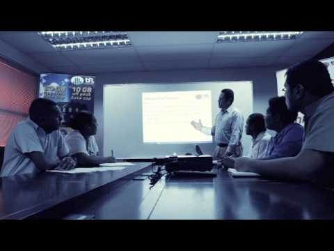 Telecom Fiji Corporate Video