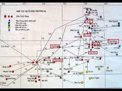 Tiết lộ ở Trường Sa Việt Nam có bao nhiêu căn cứ quân sự Sức mạnh như thế nào?