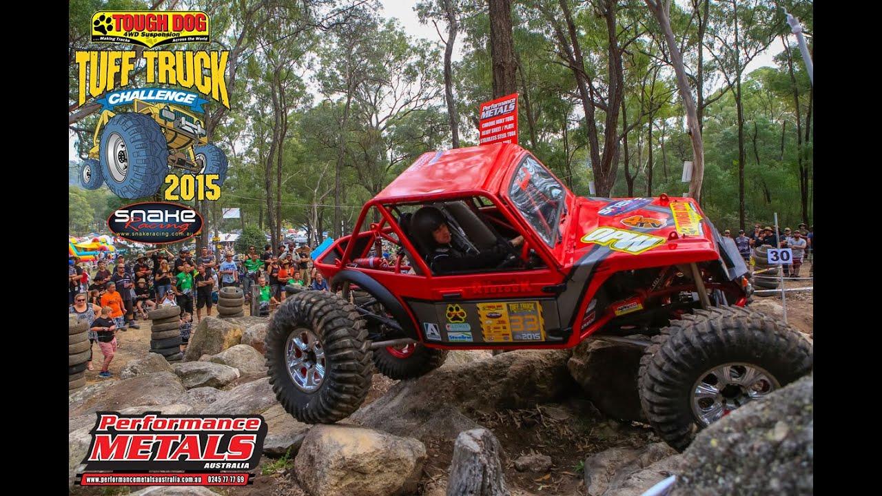 Tuff truck challenge 2015 redzook on mini wiraba