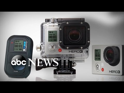 Apple Patent Approval Takes Aim At GoPro | Tech Bet