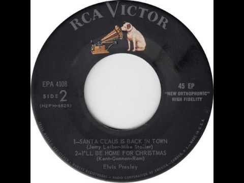 Elvis - Christmas EP