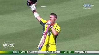Quick wrap: Warner leads Aussies to series win