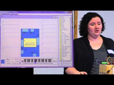 Arts & Bots Workshop 5: CREATE Lab Visual Programmer Software