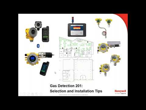 Gas Detection 201  Selecting And Installing Fixed Gas Detection Systems Final